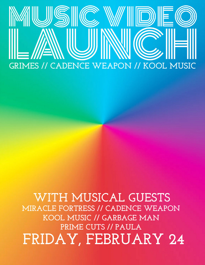 Music Video Launch